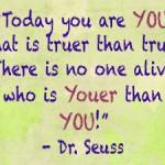 Words of Wisdom: Dr. Seuss