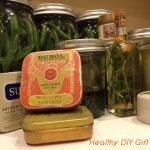 Healthy DIY Holiday Gifts