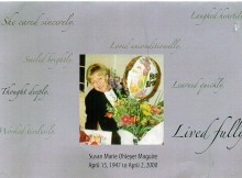 Loving, Remembering and Honoring Those We've Lost lovewell-livewell.com