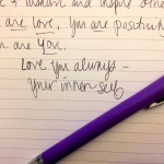 Write Yourself a Love Note