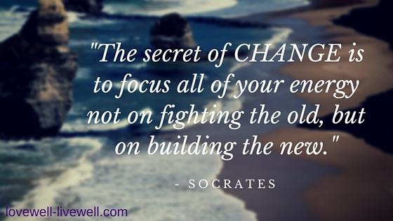 change, socrates