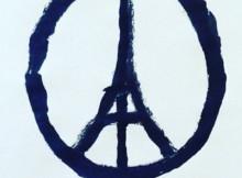Love & Peace for Paris