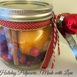 Homemade Potpourri Recipe & A Holiday Wish for You