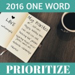 Choosing One Word for Your Wellness Goals