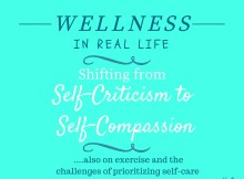 Self-criticism to self-compassion