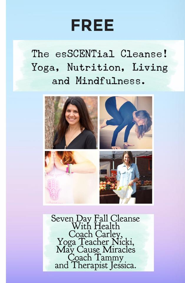 essential oils, self-care, cleanse